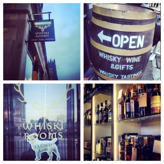 Whiski Rooms, Edinburgh, girlboydog